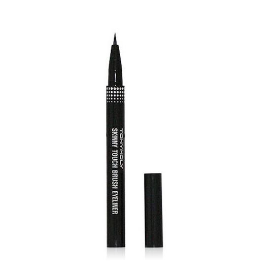 Bút Dạ Kẻ Mắt Tonymoly Skinny Touch Brush Eyeliner (Màu Đen)