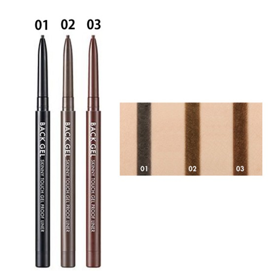 Bút Kẻ Mắt Tony Moly Back Gel Skinny Touch Gel Proof Liner 0.06g
