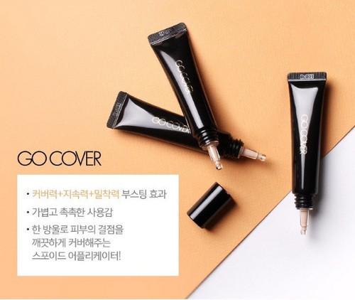 Kem Che Khuyết Điểm TonyMoly Go Cover Drop Blending Concealer 12g