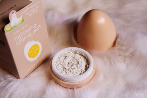 Mặt Nạ Se Khít Lỗ Chân Lông Tonymoly Egg Pore Tightening Cooling Pack 30g