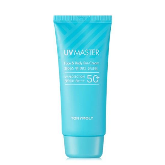 [NEW] Kem Chống Nắng Tonymoly Uv Master Face & Body Sun Cream SPF50+ PA+++