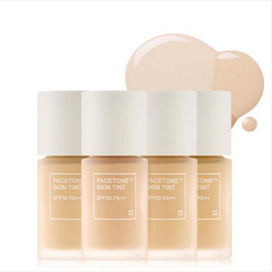 Kem Nền Tonymoly Facetone Skin Tint SPF30 PA++ (Tone Tự Nhiên)