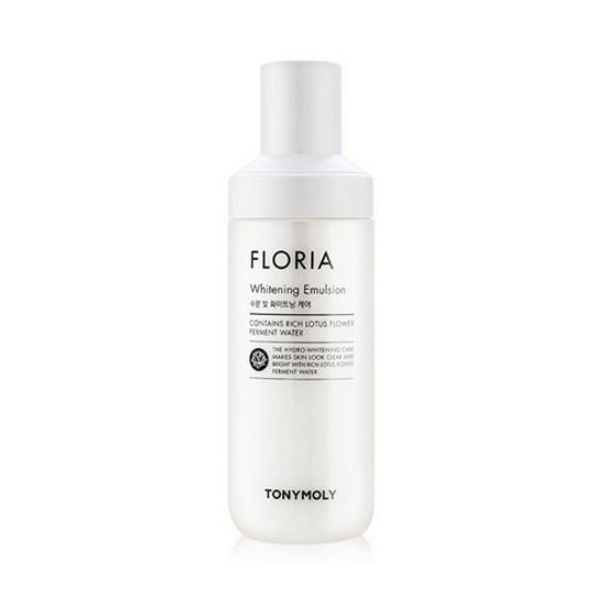 Sữa Dưỡng Làm Sáng Da Tonymoly Floria Whitening Emulsion 160ml