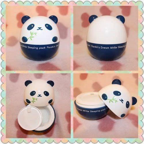 Mặt Nạ Ngủ Dưỡng Trắng Da Tonymoly Panda's Dream White Sleeping Pack 50g