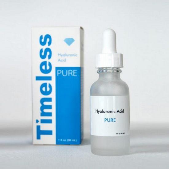 Serum Cấp Nước Tối Ưu Cho Da Timeless Hyaluronic Acid Pure 30ml