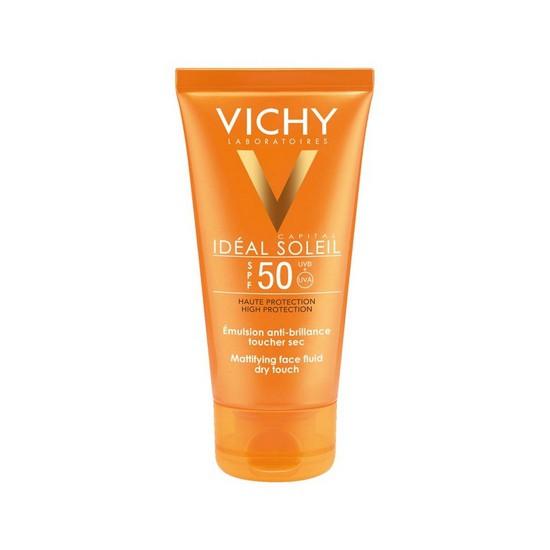 [HOT] Kem Chống Nắng Dưỡng Sáng Da Vichy Mattifying Dry Touch Face Fluid 50ml