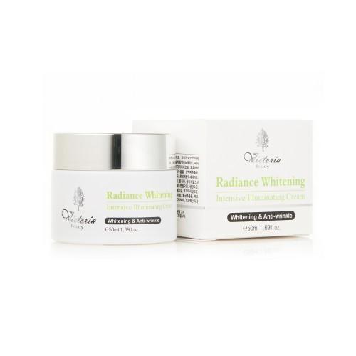 Kem Dưỡng Da Cao Cấp Victoria Beauty Radiance Whitening Intensive Illuminating Cream 50ml