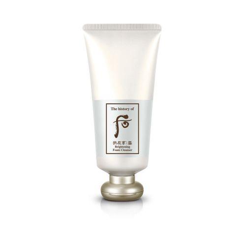 Sữa rửa mặt dưỡng trắng da Đông Y Whoo Brightening Foam Cleanser 180ml