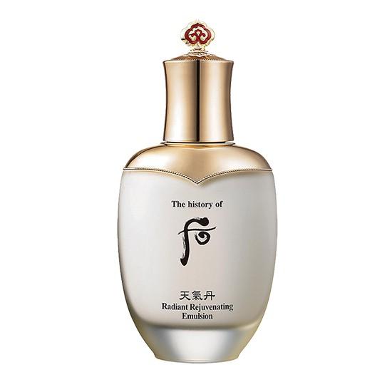 Sữa Dưỡng Đông Y Phục Hồi Da Whoo Radiant Rejuvenating Emulsion 110ml
