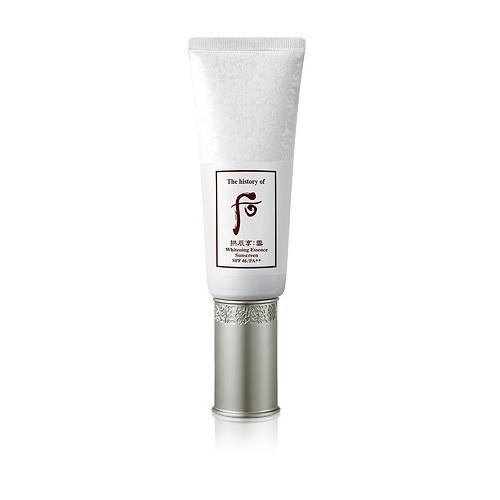 Tinh Chất Chống Nắng Dưỡng Trắng Da Whoo Radiant White Sun Essence SPF46/PA+++ 45ml
