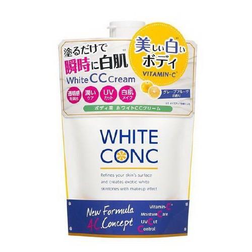 Kem Dưỡng Da Sáng Khỏe, Trắng Hồng White Conc Body CC Cream 200g