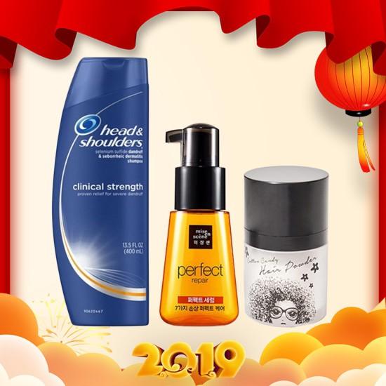 Combo Tóc Khỏe Xinh (3 Sản Phẩm)