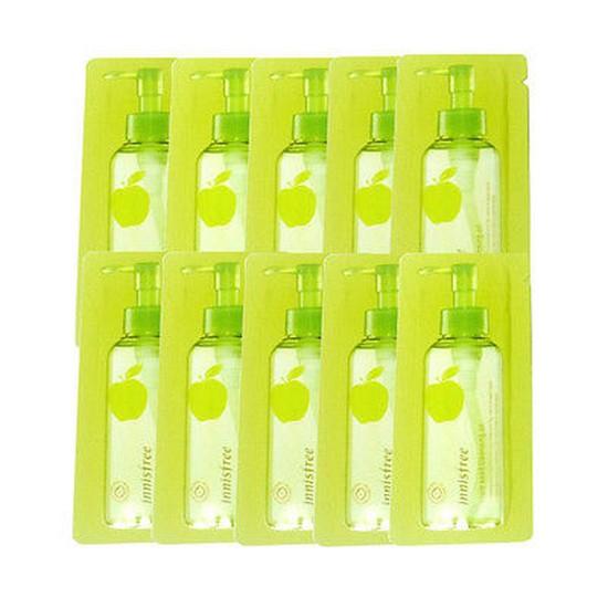 Combo 10 Dầu Tẩy Trang Táo Innisfree Apple Seed Cleansing Oil 1ml - Dùng thử
