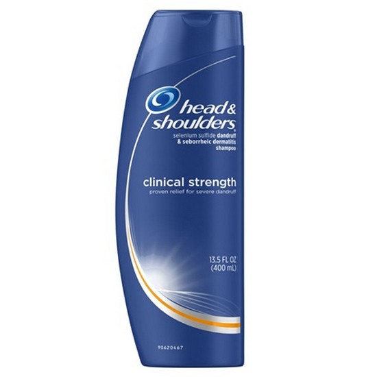 Dầu Gội Đặc Trị Gàu Head & Shoulders Clinical Strength Shampoo 400Ml