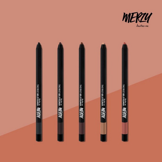 Chì Kẻ Mắt Lâu Trôi Merzy Another Me The First Gel Eyeliner
