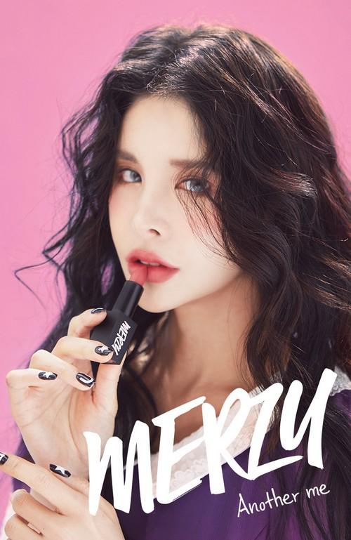 Son Thỏi Siêu Lì Dưỡng Ẩm Merzy Another Me The First Lipstick