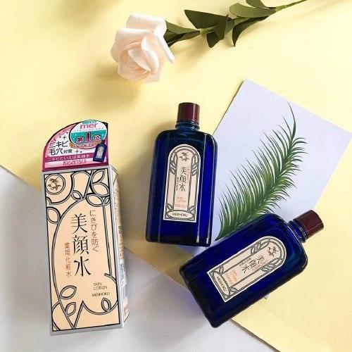 Review bộ mỹ phẩm Nhật trị mụn nổi tiếng trên toàn thế giới