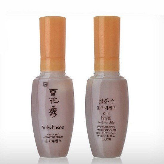 Tinh Chất Dưỡng Ẩm Sulwhasoo First Care Activating Serum Ex 8ml (Dùng thử)