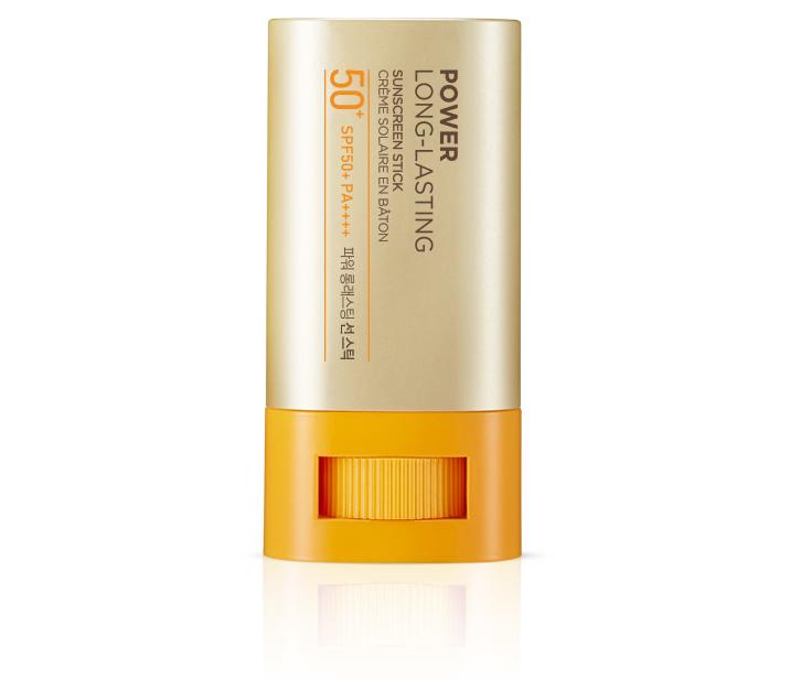 Kem chống nắng dạng thỏi lâu trôi The Face Shop Power Long Lasting Sun Stick SPF50 + PA ++++