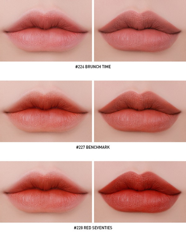 [COMING SOON] Son Thỏi Lì Mềm Mịn Môi 3CE Matte Lip Color New Version