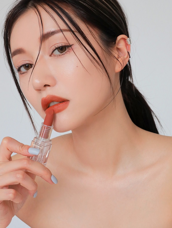Màu 2 Son Lì 3CE Soft Matte Lipstick 3,5g