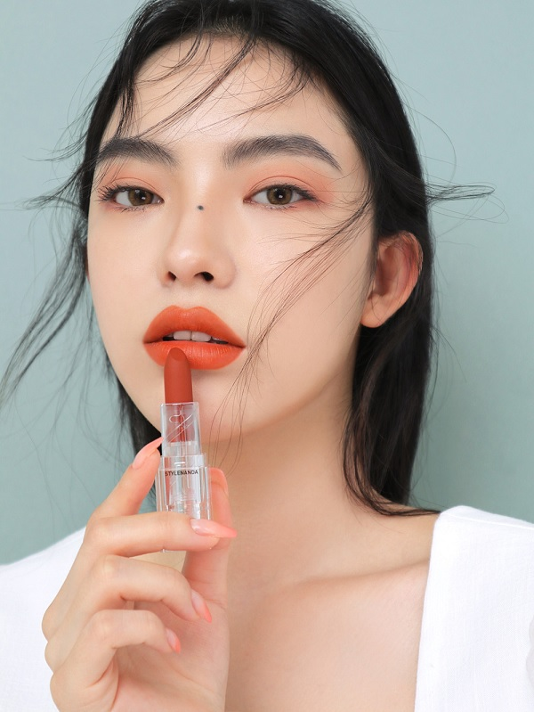 Màu 6 Son Lì 3CE Soft Matte Lipstick 3,5g