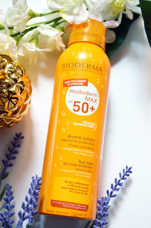 Xịt Chống Nắng Bioderma Photoderm Max Brume Solaire