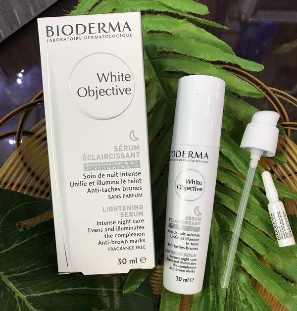 Serum Đẩy Lùi Thâm Nám Và Dưỡng Trắng Da Bioderma White Objective Serum