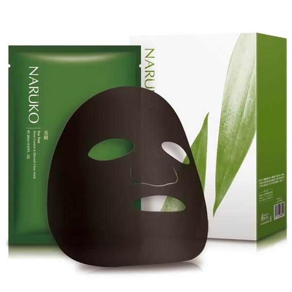 Mặt Nạ Ý Dĩ Naruko Job's Tear Pore Minimizing and Brightening Mask 25ml