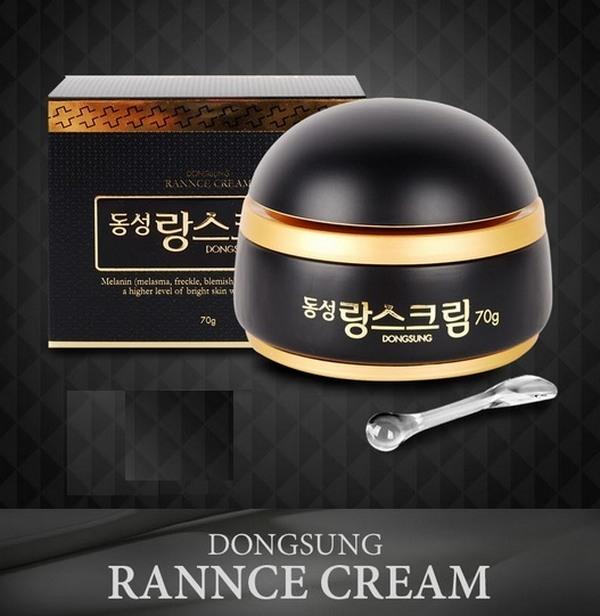 1/ Kem Dưỡng Da Trị Nám DongSung Omar Sharif Rannce Cream