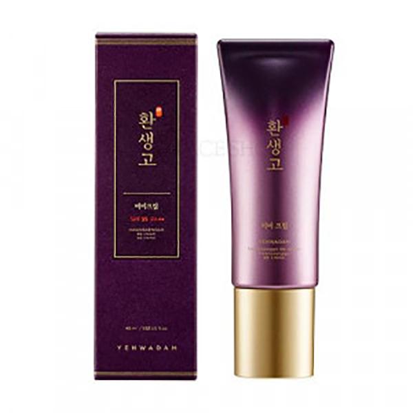 Kem Nền Cao Cấp Che Khuyết Điểm Tự Nhiên The Face Shop Yehwadam Hwansaenggo BB Cream 45ml