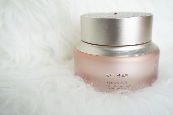 Kem Dưỡng Sáng Mịn Da Cao Cấp The Face Shop Yehwadam Revitalizing Cream 50ml