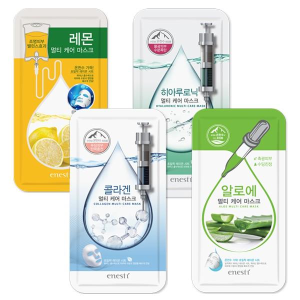 Mặt nạ miếng Enesti, thương hiệu mỹ phẩm Hàn Quốc dự đoán sẽ No 1 ngạch mỹ phẩm giá rẻ