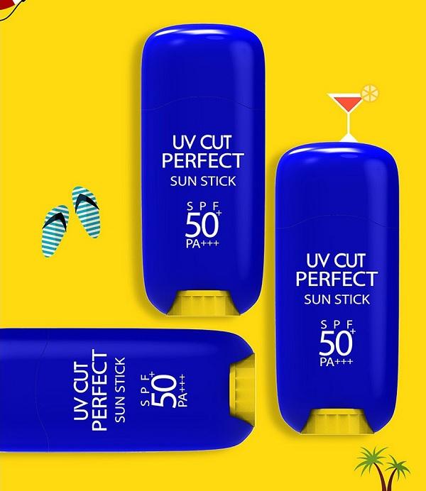 Chống nắng Sáp Chống Nắng Dạng Thỏi Enesti Sun Stick UV Cut Perfect SPF 50+ PA+++
