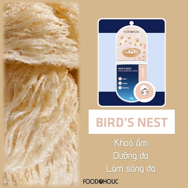 Mặt Nạ Giấy Chăm Sóc Da Toàn Diện Foodaholic Essential Mask 23g