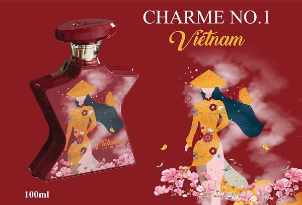 Nước hoa Charme Việt Nam No.1 100ml