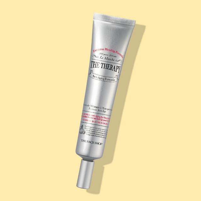 Ảnh thực tế  The Face Shop The Therapy Anti-Aging Formula Eye Treatment