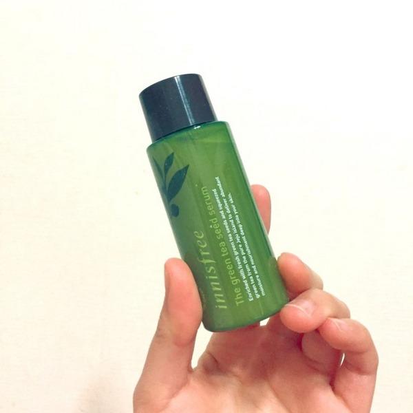 Bộ Kit Innisfree Trà Xanh Green Tea Special Kit Set