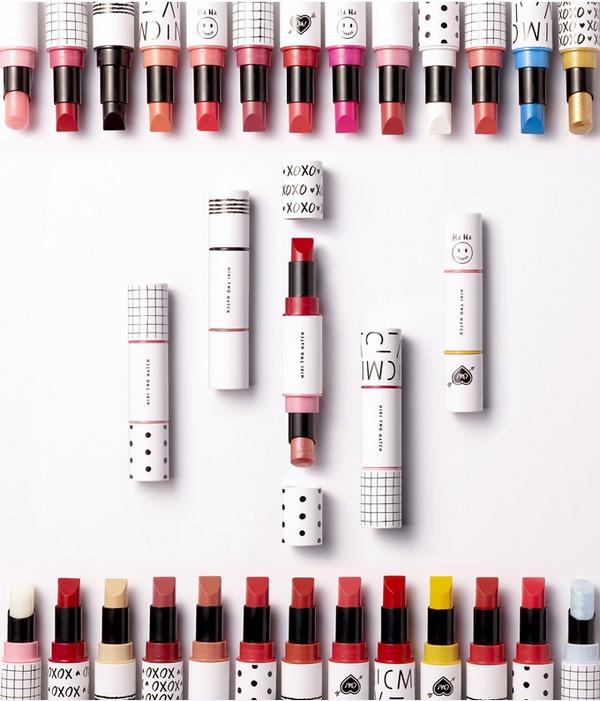 Son 2 Màu Etude House Mini Two Match Lip Color