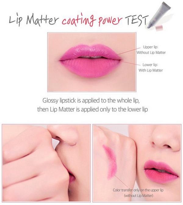 review gel hóa phép son thành son lì romand lip matter
