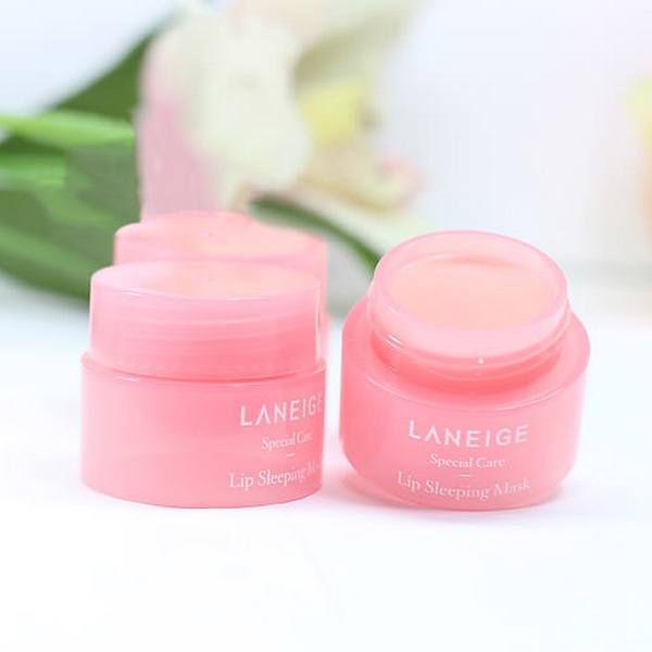Review Mặt Nạ Môi Laneige Lip Sleeping Mask
