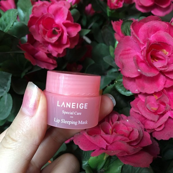 ​​Review Mặt Nạ Môi Laneige Lip Sleeping Mask