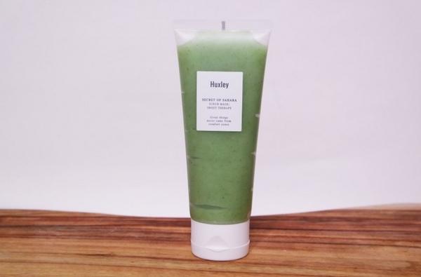 Review Mặt Nạ Tẩy Tế Bào Chết Huxley Secret Of Sahara Scrub Mask Sweet Therapy