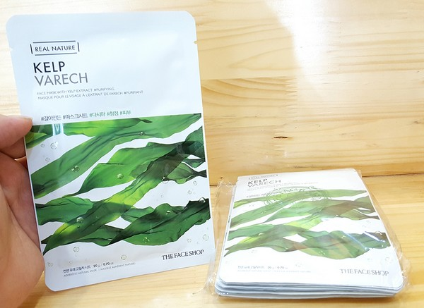 Review Mặt Nạ The Face Shop Real Nature Mask Sheet