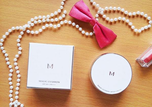 Review Phấn Nước Missha M Magic Cushion SPF50+ PA+++