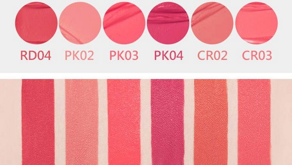Review Son Kem A'pieu Color Lip Stain Matte Fluid