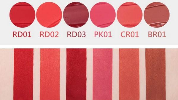 Review Son Kem A'pieu Color Lip Stain Matte Fluid