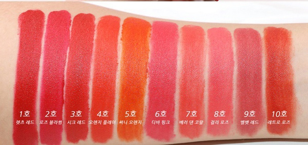 review son kem mamonde creamy tint squeeze lip