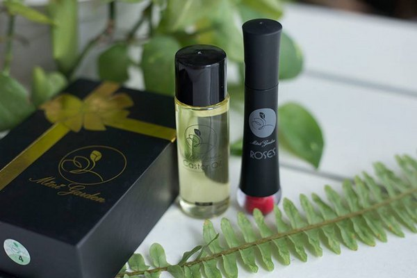 Review Son Rose Mini Garden Matte Roses Lipstick