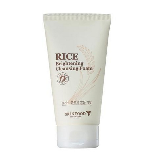 The Face Shop Rice Water Bright Cleansing Foam Mousse Nettoyante